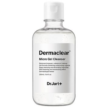 Dr. Jart+ Dermaclear™ Micro Gel Cleanser 8.4 oz/ 250 mL