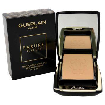 Guerlain Parure Gold Compact Powder Foundation
