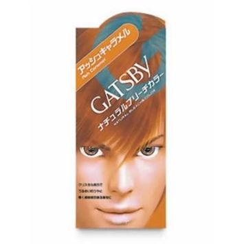 GATSBY Hair Natural Bleach Color Ash Caramel