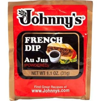 JOHNNY'S French Dip Au Jus (Powdered) 1.1 oz (12-Pack)