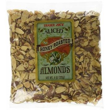 Trader Joe's Honey Roasted Sliced Almonds - 2 Pack