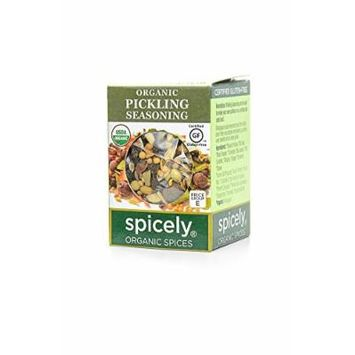 Spicely Organic Pickling Seasoning - Compact