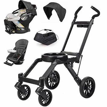 Orbit Baby Infant Travel System G3 - Black/Black