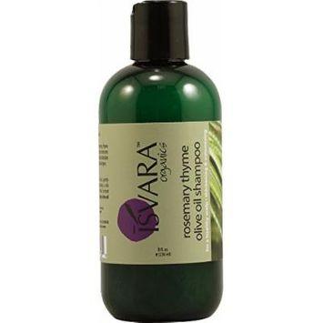Isvara Organics Shampoo Rosemary Thyme and Olive Oil -- 8 fl oz