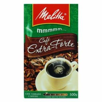 Melitta Extra Strong Roasted Coffee - 17.6 oz - (PACK OF 12)