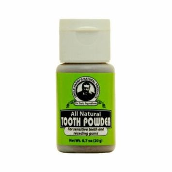 Sensitive Tooth Powder 1.4oz powder by Uncle Harry's Natural Products