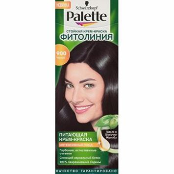 Palette Permanent Natural Colors 900 Black