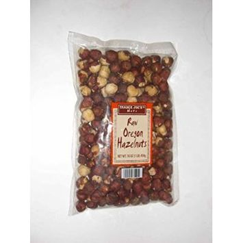 Trader Joe's Raw Oregon Hazelnuts, 16 oz.