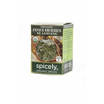 Spicely Organic Seasoning, Fines Herbes - Compact