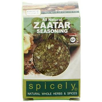 Spicely Organic Zaatar Seasoning - Compact