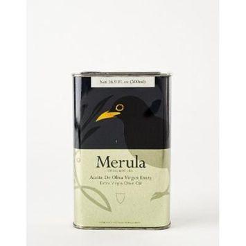 Spanish Merula Extra Virgin Olive Oil - 1 x 17.5 oz