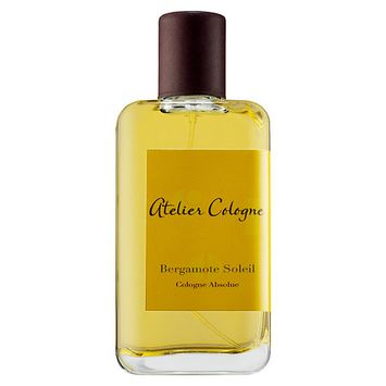 Atelier Cologne Bergamote Soleil Cologne Absolue Cologne Absolue Pure Perfume Spray