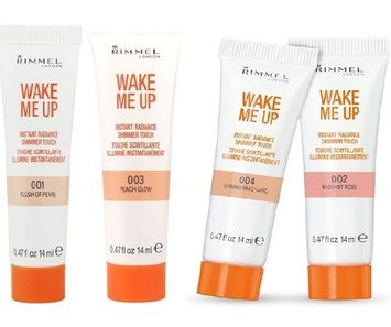 Rimmel London Wake Me Up Instant Radiance Shimmer Touch Balm