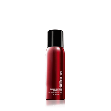 shu uemura color lustre dry cleaner travel-size dry shampoo