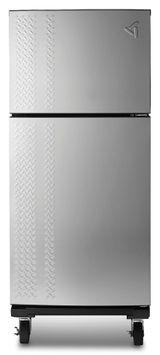 Gladiator 19.0 cu. ft. Chillerator Garage Refrigerator - Stainless Steel