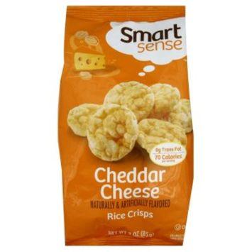 Smart Sense Rice Crisps, Cheddar Cheese, 3 oz (85 g) - KMART CORPORATION