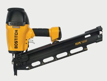 Stanley Bostitch F21PL 21 Degrees Plastic Collated Framing Nailer
