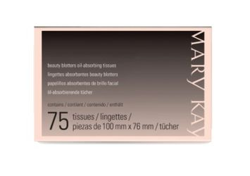 Mary Kay® Beauty Blotters Oil-Absorbing Tissues