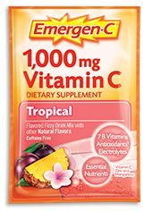 Emergen-C 1,000 mg Vitamin C Tropical