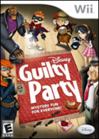 Disney Interactive Guilty Party