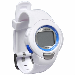 Smart Health Fitness Pedometer Heart Rate Monitor for Women