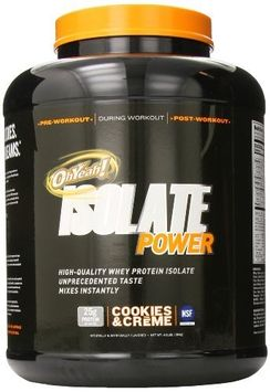 Iss Isolate Powder Cookies & Creme 4 lbs