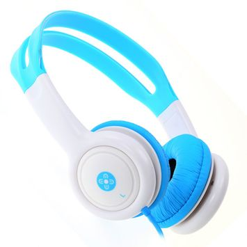 Overstock Moki Kid's Volume Limited Over Ear Cushion Headphones