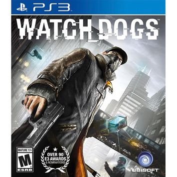 Ubi Soft Watch Dogs for Sony PS3