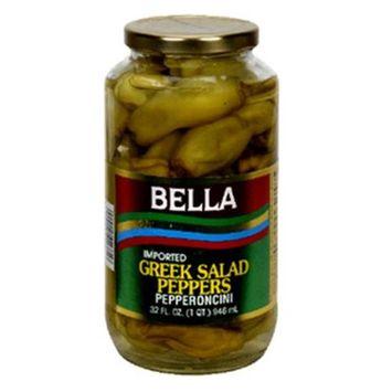Bella Pepper Salad Pepperoncini 32 Oz (Pack Of 6)