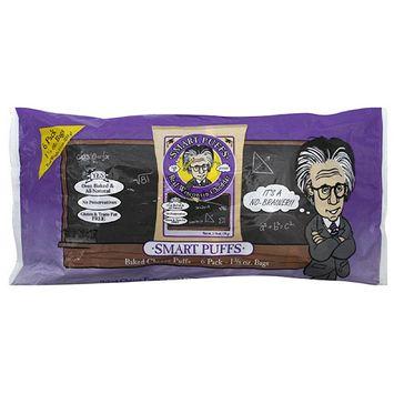 Roberts American Gourmet Smart Puffs Gourmet Cheese Puffs, 8.25 oz (Pack of 12)