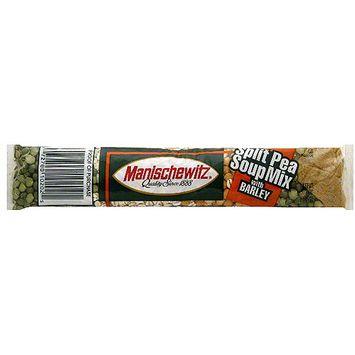 Manischewitz Split Pea Soup Mix with Barley, 6 oz (Pack of 24)