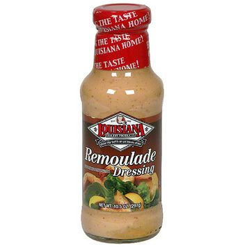 Louisiana Fish Fry Products Remoulade Dressing, 10.5 oz (Pack of 12)