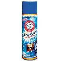 ARM & HAMMER™  Fabric & Carpet Foam Deodorizer