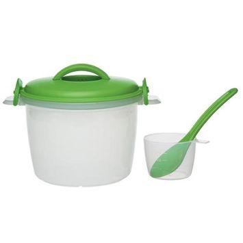 Progressive GMRC-220 Microwave Rice Cooker