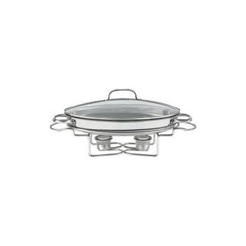 Cuisinart Oval Buffet Server in Stainless Steel