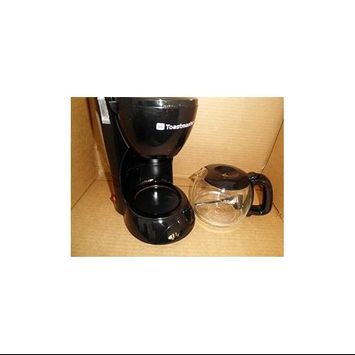 Toastmaster 5-Cup Coffee Maker (Black)