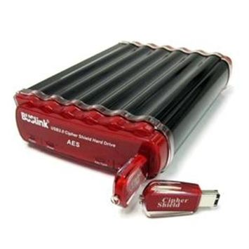 Buslink Media External Hard Drives CSC-2T-U3 Buslink CipherShield