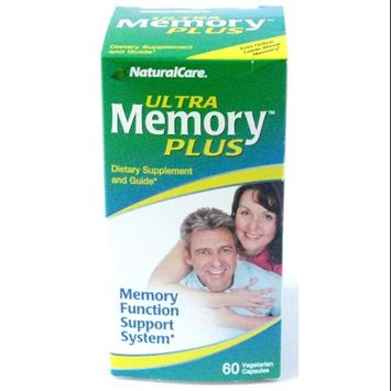 Ultra Memory Plus Natural Care 60 VCaps