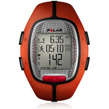 Polar Electro Polar RS300X Heart Rate Monitor Watch Orange
