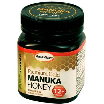 ManukaGuard Premium Gold Manuka Honey 12+ - 8.8 Ounces