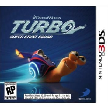 D3P 3DS Turbo: Super Stunt Squad