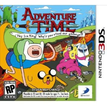 D3P 3DS Adventure Time: Hey Ice King