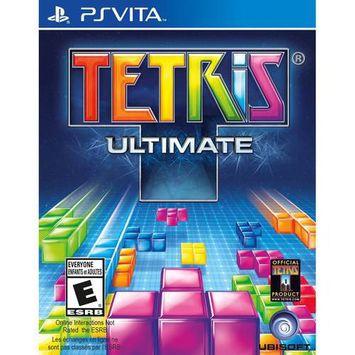 Ubi Soft Tetris Ultimate - Ps Vita