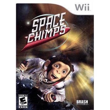 Brash Space Chimps (Street Date 7/15)