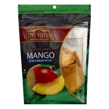 Kleins Naturals Natural Dried Mango, 7 OZ (Pack of 6)