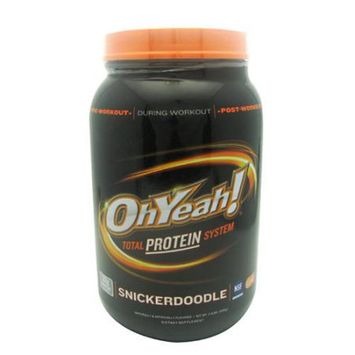 Iss Oh Yeah Tps Snickerddl 2.4lb
