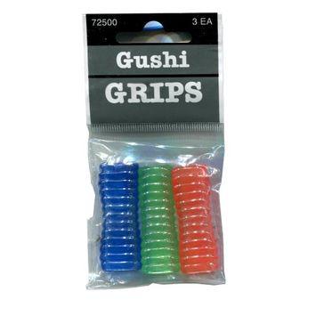 Baumgartens 72500 Gushi Pencil Grips-3/bag - Pack of 12