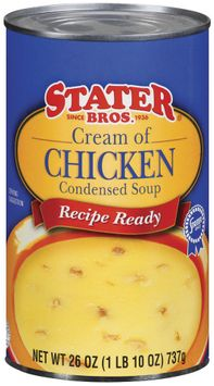 Stater bros Cream of Chicken Condensed Soup