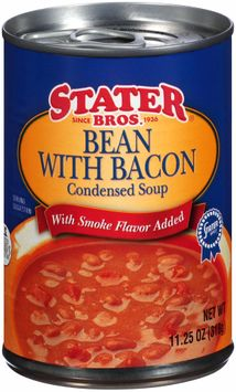 Stater bros® Bean with Bacon Condensed Soup