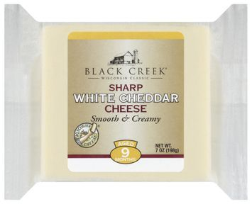 Black Creek Sharp White Cheddar Cheese
